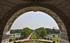 Inside Victoria Memorial