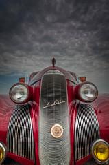 (dougoo6) Tags: auto classic cars vintage nikon automobile antique automotive cadillac tokina lasalle 1224mm hdr d90