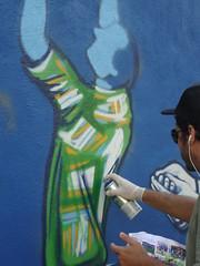 Copa de 1994 (Estados Unidos) (BOA do Samba) Tags: brazil usa muro brasil riodejaneiro graffiti grafitti arte sam gente uncle antarctica boa eua concurso cerveja rua worldcup desenhos futebol tio pintura pintar 2010 estadosunidos enfeite pintado pixao seleo copadomundo fricadosul ruagenteboa