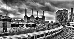 Powerhouse sidings