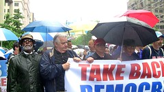 IMG_1195 (BillyClub) Tags: march dc washington labor rally protest demonstration unions activism seiu aflcio bankers billhughes williamhughes banksters wallstreetmob