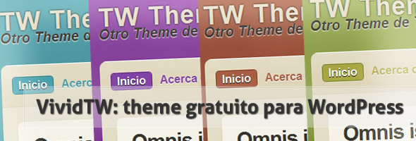 VividTW: theme gratuito para WordPress