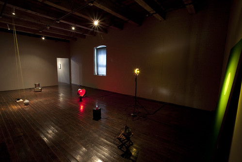 David Beattie - Installation View