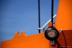 Spotlight - RNLI Arun Class Lifeboat - RCS Maximus (Wilamber) Tags: blue sea sky orange abstract glass metal interesting exploring william lord spotlight plastic lifeboat exploration retired lifesaver ariels chard rnli lifesaving royalnationallifeboatinstitution selfrighting arunclass navalarchitects faireymarine bealivebetopbeseven rscmaximus designedbyalanmclachlanofglwatson vthalmatic lordwilliamchard wwwlordwilliamchardcouk