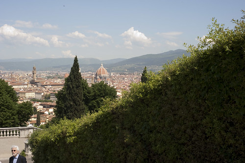 View from San Miniato
