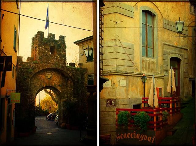 il borgo medievale di barga