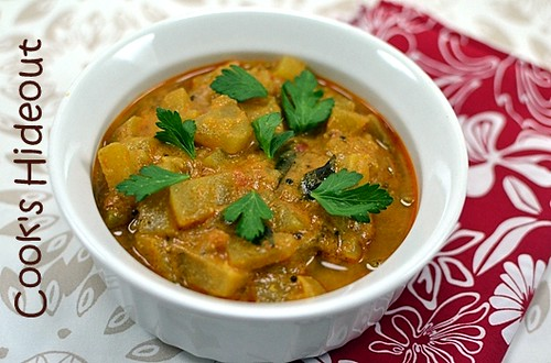 Chayote Curry
