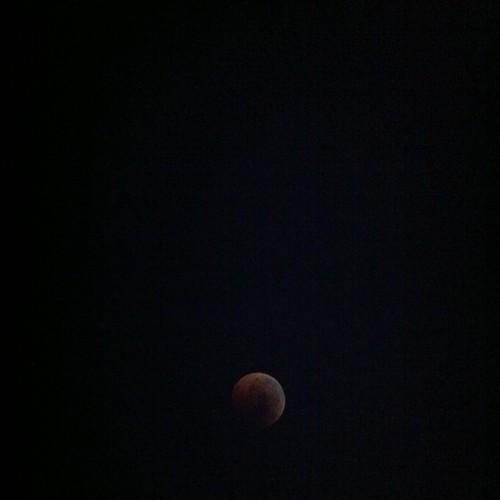 Otra mas... #eclipselunar