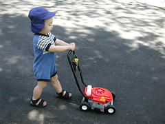 P7050636 (moonfever0) Tags: 2002 adam lawn mower