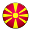 Flag of Macedonia PNG Icon