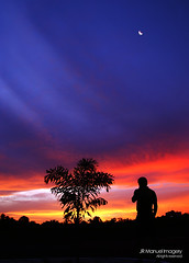 0120 PICT5572 (JRmanNn) Tags: silhouette sunrise colorful vibrant gorgeous guam agana powersport jrmannn