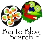 Bento Blog Search sidebar