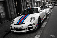 Porsche 997 GT3 RS (Bart Willemstein) Tags: auto cars haarlem car nikon d70 d70s bart martini automotive porsche autos nikkor rs nega combo 996 gt3 997 striping autogespot