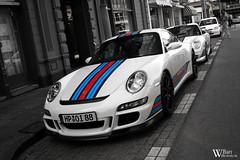 Porsche 997 GT3 RS (Bart Willemstein) Tags: auto cars haarlem car nikon d70 d70s bart martini automotive porsche autos nikkor rs nega combo 996 gt3 997 striping autogespot