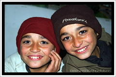 The Twins, Kids from Hindukush (imranthetrekker , new year new adventures) Tags: life pakistan mountains tourism nature colors animals kids twins nwfp humans chitral humanfaces hindukush imranthetrekker imranschah citrit chitralguy goldstaraward