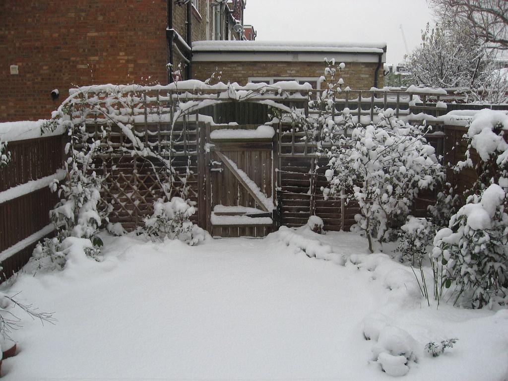 Snowy London 001