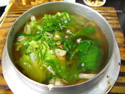 慶城街日式路邊攤鍋燒烏龍麵