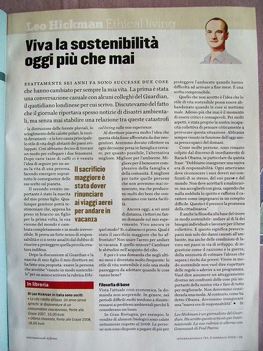 ethical living - internazionale