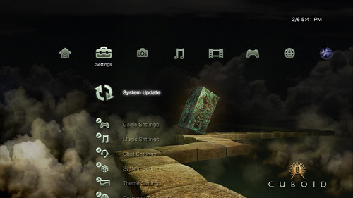 Cuboid Theme