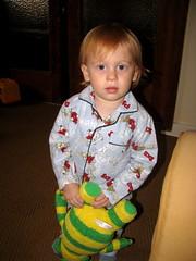 Pyjama boy - 2