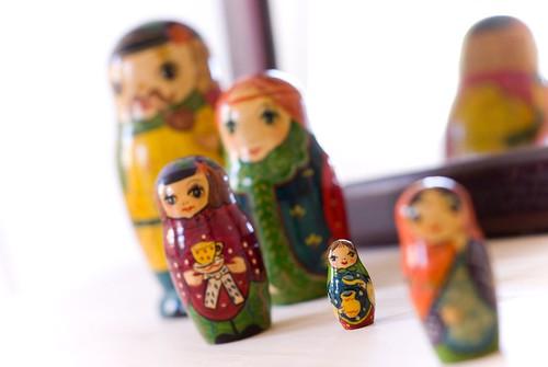 russian nesting dolls 2