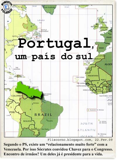 Momentos Polaroid: Portugal um país do sul