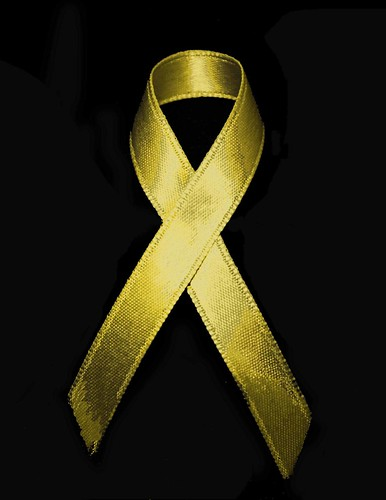 Yellow Ribbon - by Michael Scott