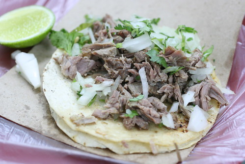 BTK Costilla Taco (Beef Rib Steak)