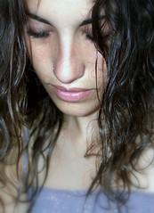 [フリー画像] [人物写真] [女性ポートレイト] [白人女性] [憂鬱/メランコリー]       [フリー素材]
