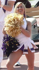 washington huskie cheerleader (bulgo125) Tags: college uw cheerleaders huskies cheerleader huskie