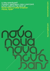 NovaSans at myfonts (Francisco Martins) Tags: geometric nova promotion modern grid typography francisco swiss style system international buy font martins latinos tipografia typeface sans comprar sansserif myfonts tipos tipographie novasans