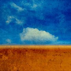 2D (Olli Kekäläinen) Tags: blue sky orange color clouds photoshop square nikon scenery 100v10f 2009 d300 themoulinrouge 500x500 ok6 ollik musicsbest 20090310