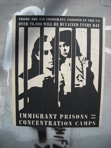 Immigrant Prisons!
