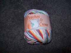 100_0565 (MrsLewis907) Tags: pink orange white green yellow purple yarn cotton multi peachesncream