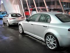 Alfa 159 and Brera style
