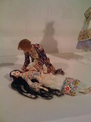 Necrophilia (jennaddenda) Tags: dolls milwaukee snowwhite wi necrophilia marinabychkova enchanteddoll villaterracedecorativeartsmuseum