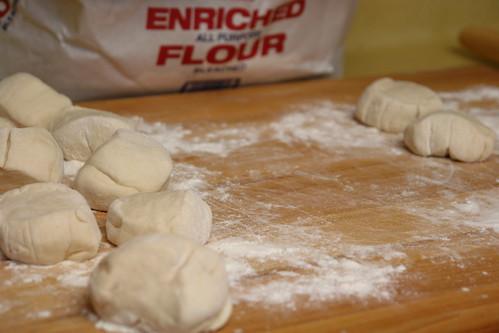 Balls O' Pita Dough