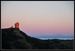 Amanecer cumbrero (Job Marrero) Tags: luces colores amanecer roque tenerife gran teide nublo caanria
