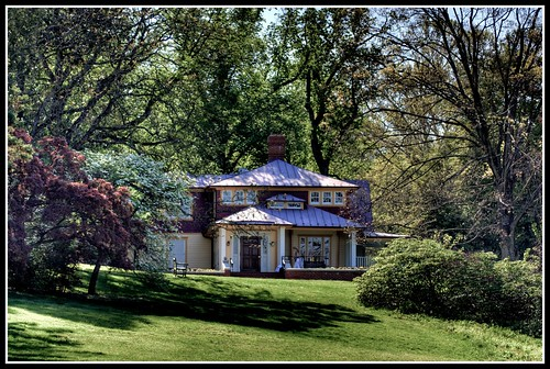 Hendry House At Fort CF Smith Park