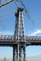 NYC - LES: Williamsburg Bridge by wallyg, on Flickr