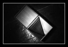Box of Tricks (...Matt Pringle...) Tags: blackandwhite bw perception nikon box magic inside trick eternity d40 mattpringle