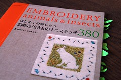 Embroidery Animals & Insects