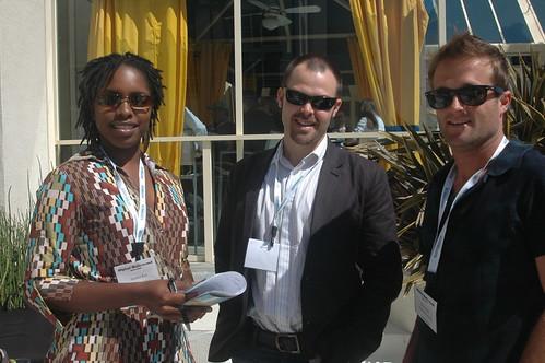 Tameka Kee with Kurt Heim