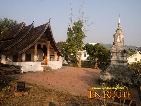 Luang Prabang Wat Pha Phutthabaht