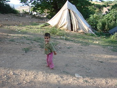 IDP camp in G 7/2