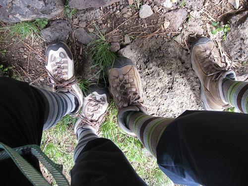 Me & Susie's feet