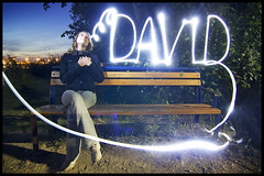 "light writing ""DAVID"" (andreas gessl) Tags: light lightpainting david night writing painting austria crazy long exposure drawing creative andreas cinematic lichtmalerei lightart lightdrawing longtime lichtmalen gessl lightjunkie andreasgessl"