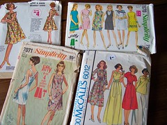 Patterns from 60s & 70s
