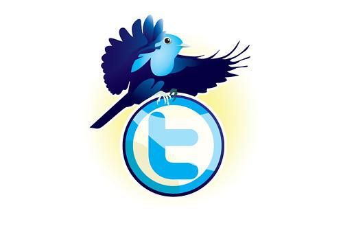 Twitter ?t? Logo by Paul Snelling, on Flickr