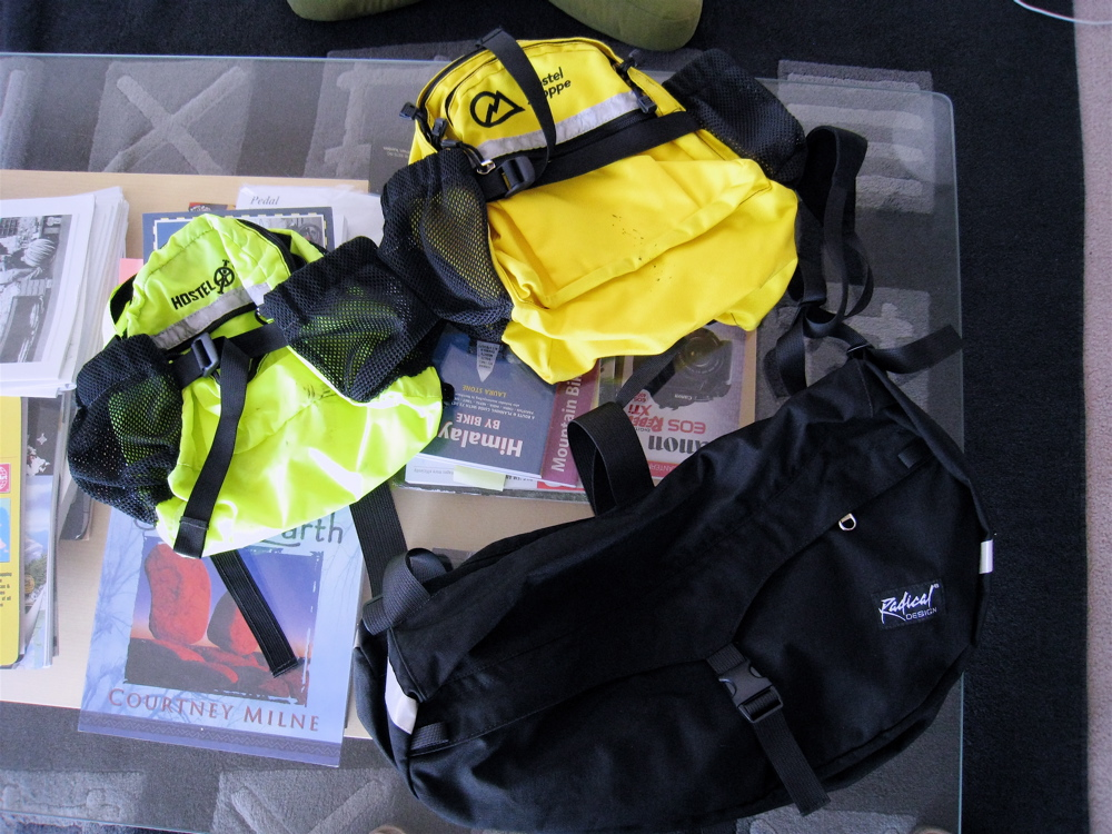 Radical Designs & Hostel Shoppe Bags For Sale - BentRider